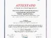Certificazione per Siti naturali ed Artificiali
