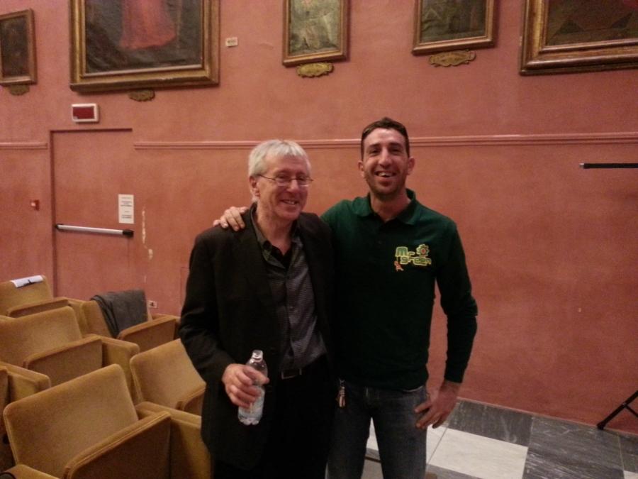 MR GREEN con Neville Fay