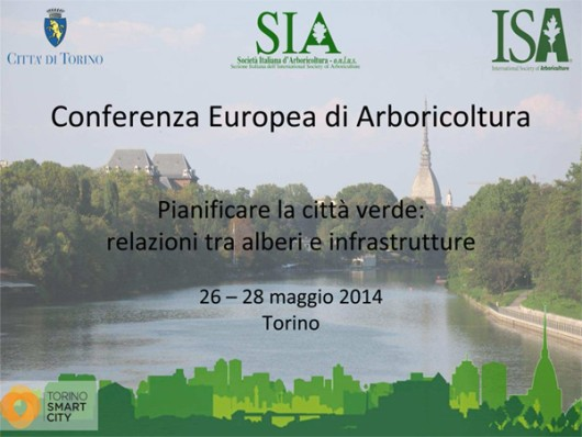MR GREEN - Conferenza Europea di Arboricoltura 2014