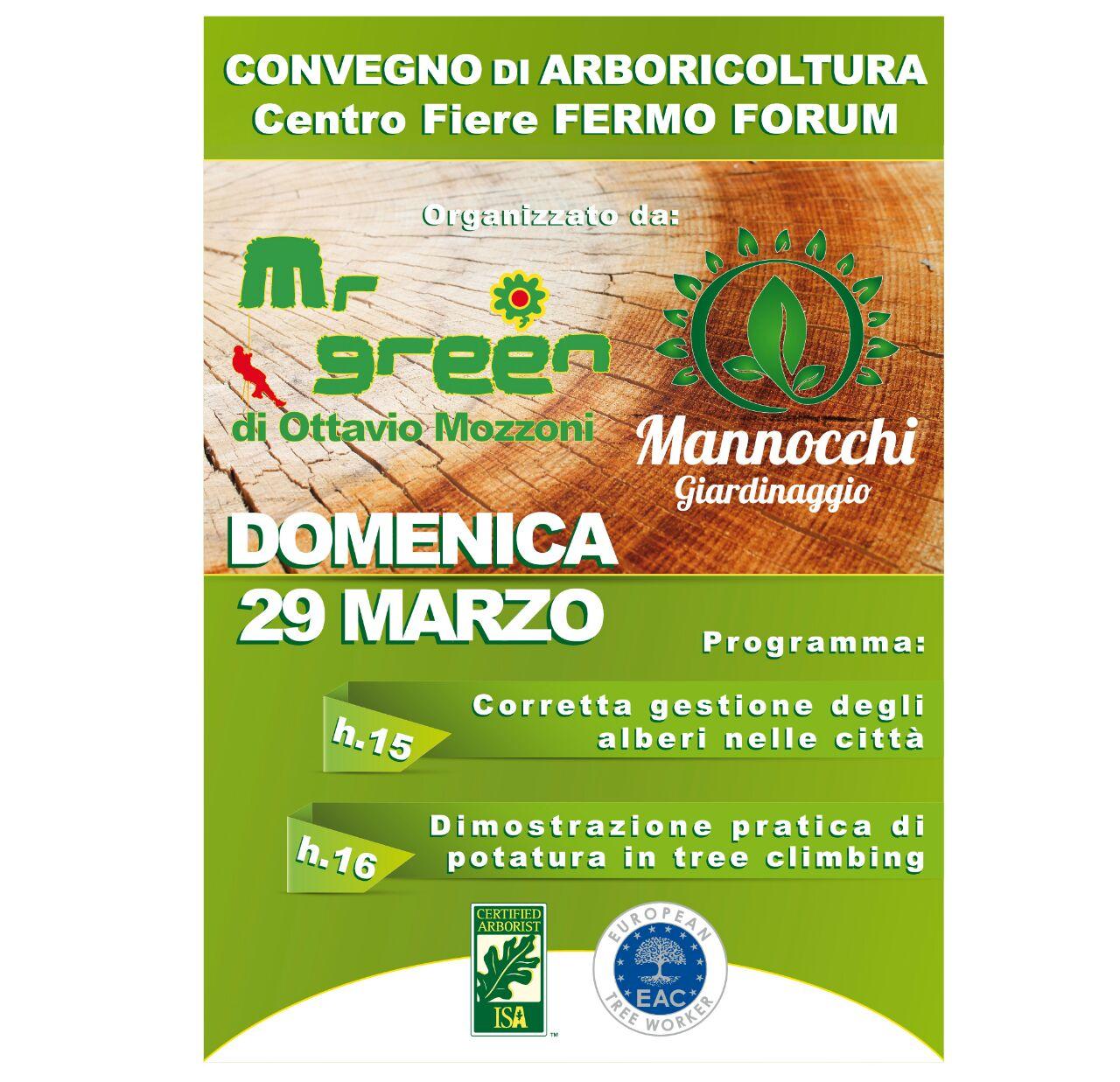 Convegno Fiera Verde Fermo 2015