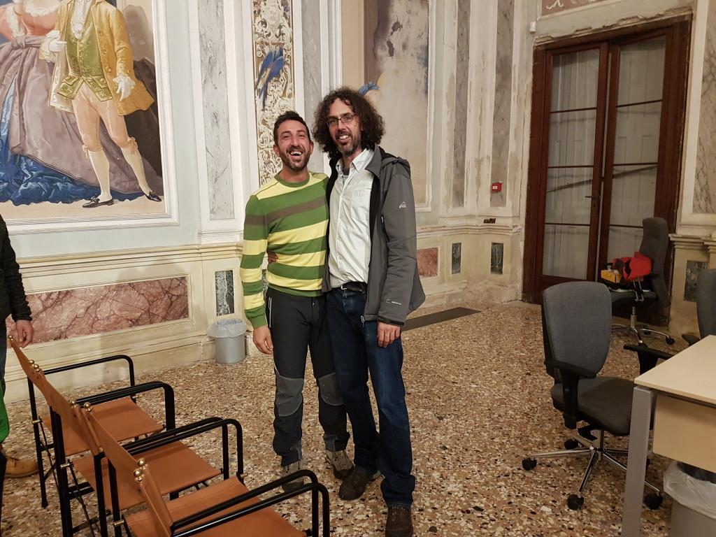 MR GREEN con Andrea Detter
